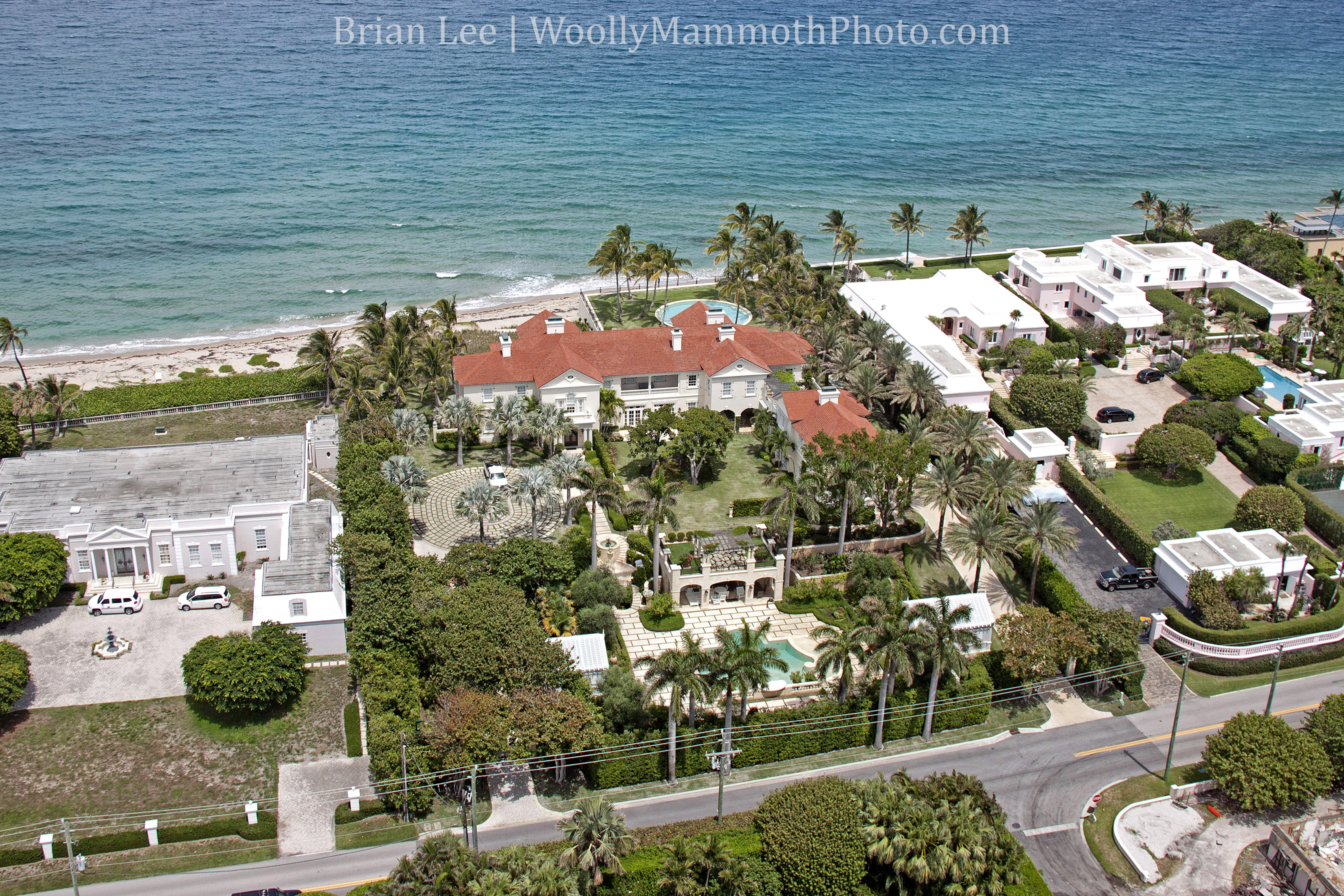Top-Taxed Estates in Palm Beach: 2017